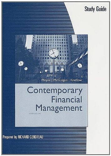 financial management chapter 3 study guide View test prep - financial management exam 1 study guide from fi 320 at loyola maryland kristen harold financial management exam 1 study guide chapter 1 finance the science and art of managing.