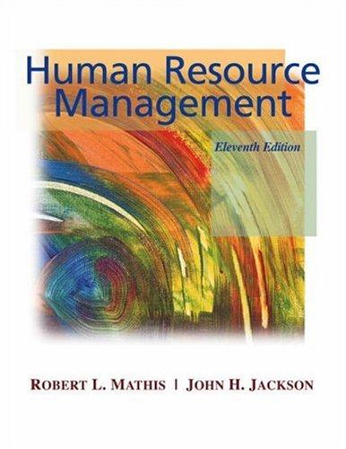 9780324289589: Human Resource Management