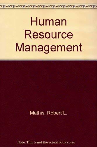 9780324289596: Human Resource Management
