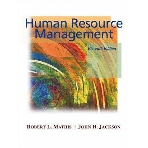 9780324289596: Human Resource Management