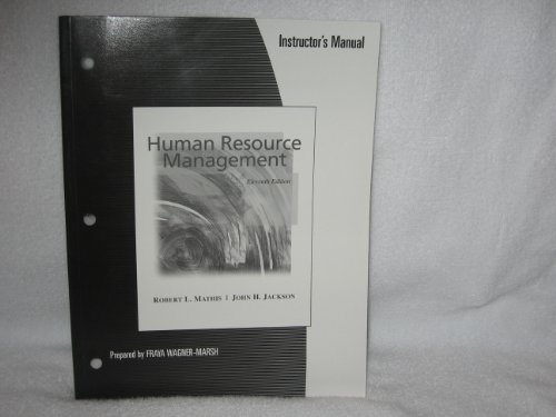 Im Human Resource Mgmt: JACKSON, MATHIS