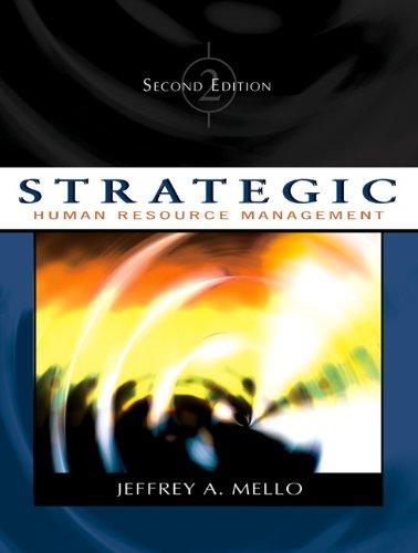 9780324290431: Strategic Human Resource Management (with InfoTrac)