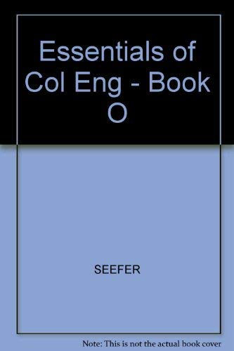 9780324291896: Essentials of College English (Book Only)
