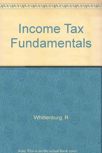 9780324300994: Income Tax Fundamentals 2005 (Available Titles CengageNOW)