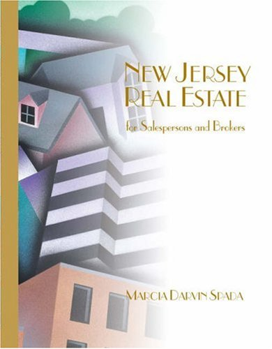New Jersey Real Estate for Salespersons and Brokers (0324301758) by Spada, Marcia Darvin
