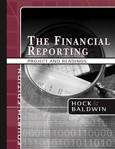 9780324302042: The Financial Reporting Project and Readings
