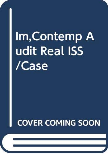 Im,Contemp Audit Real ISS/Case (0324303262) by KNAPP