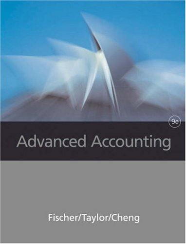 9780324304015: Advanced Accounting (with Electronic Working Papers CD-ROM and Student Companion Book)