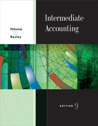 9780324304121: Intermediate Accounting