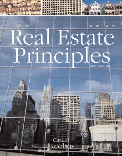 9780324305609: Real Estate Principles