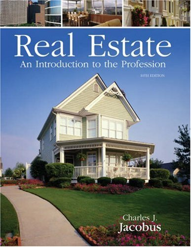 9780324305630: Real Estate: An Introduction to the Profession