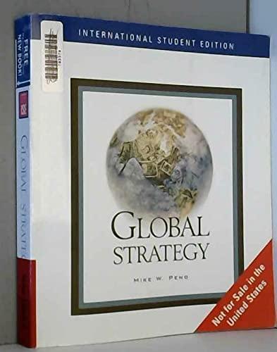 9780324306026: Global Strategy Ise