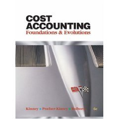 9780324312300: Instr Edition-Cost Accounting