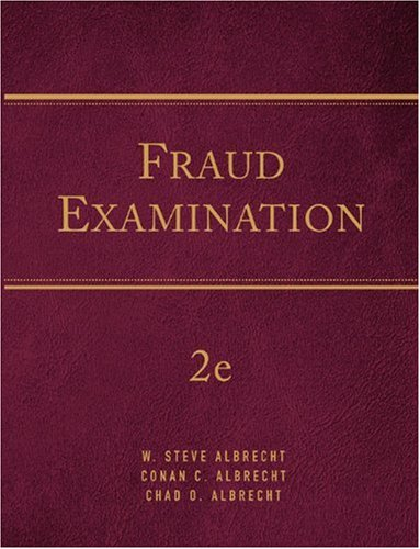 9780324314403: FRAUD EXAMINATION (AISE)