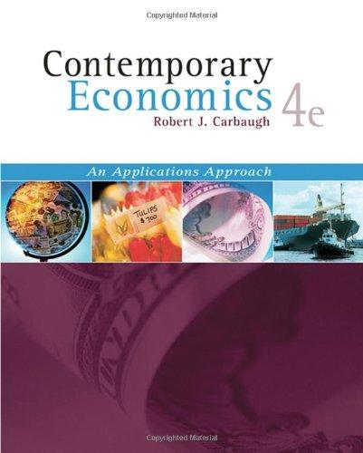 9780324314618: Contemporary Economics