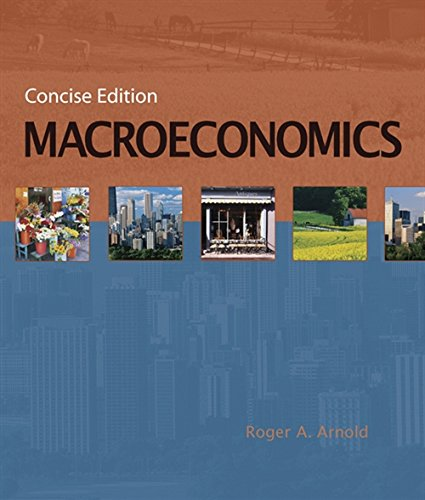 9780324315004: Macroeconomics, Concise Edition (with InfoTrac) (Available Titles CengageNOW)