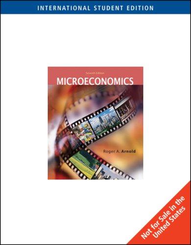 9780324315653: Microeconomics