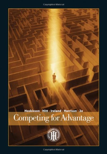 9780324316667: Competing for Advantage