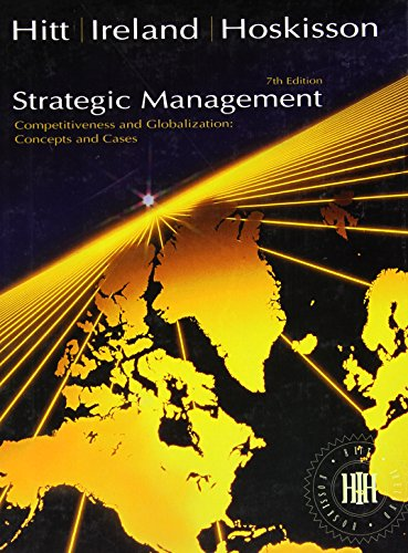 9780324316940: Strategic Management: Concepts and Cases (with InfoTrac)