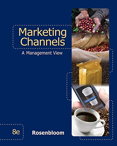 Marketing Channels: Rosenbloom, Bert
