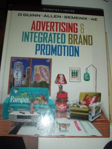 Instruc Ed Adv Inter Brand INF (0324317182) by ALLEN; SEMENIK; O Guinn