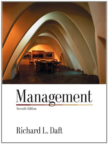 9780324317985: Management (with InfoTrac) (Available Titles CengageNOW)