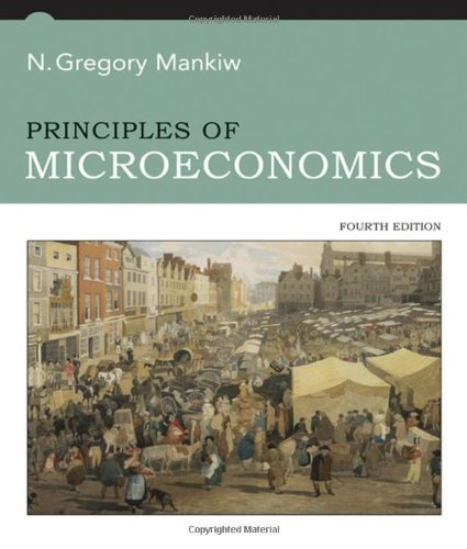 9780324319163: Principles of Microeconomics
