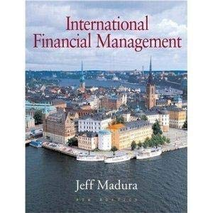 9780324319484: International Financial Management - 2006 publication