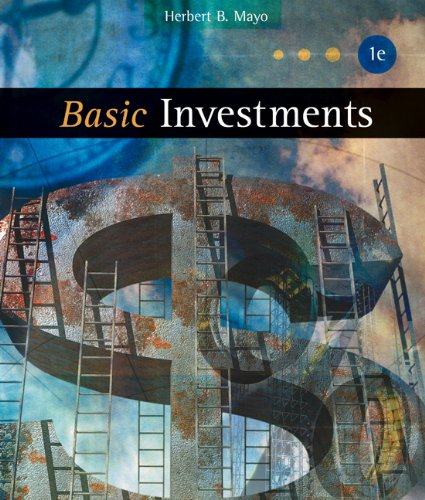 9780324319569: Basic Investments (with Thomson ONE - Business School Edition) (Series in Finance)