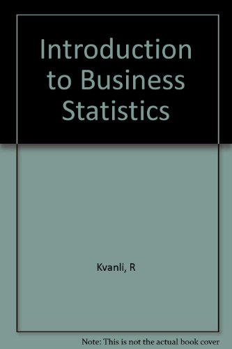 9780324320398: Introduction to Business Statistics (with Student CD-ROM)