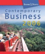 9780324320909: Contemporary Business 2006