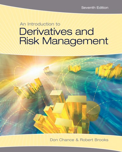 9780324321395: An Introduction to Derivatives and Risk Management (with Stock-Trak Coupon)