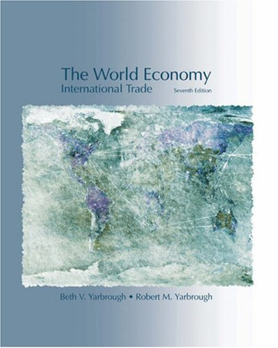 9780324321517: The World Economy: International Trade (with Economic Applications Printed Access Card)