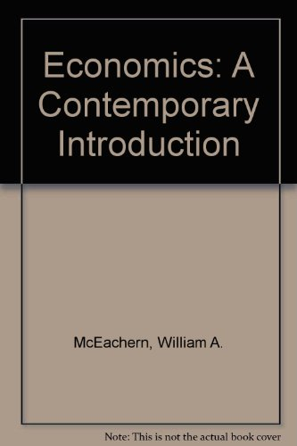 9780324321593: Economics: A Contemporary Introduction