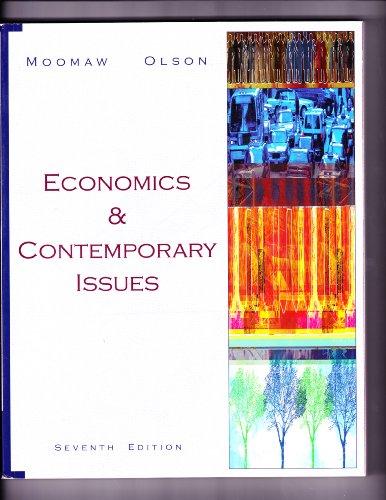 9780324321678: Economics & Contemporary Issues, 7th Edition