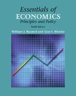 Essentials of Economics: Principles and Policy (with: William J. Baumol,