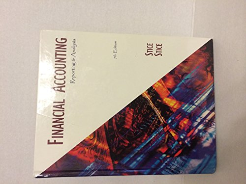 9780324322682: Financial Accounting,Reporting & Analysis 7th edition