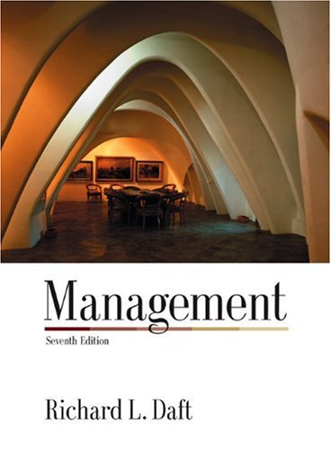 New management by richard daft abebooks fandeluxe Choice Image