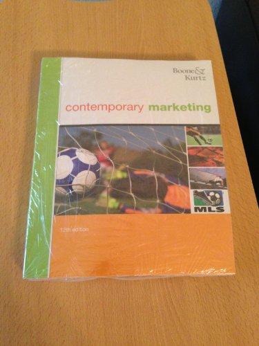 9780324336153: Contemporary Marketing