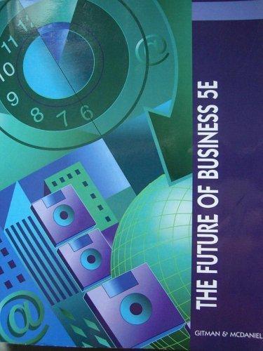 9780324341409: The Future of Business 5e