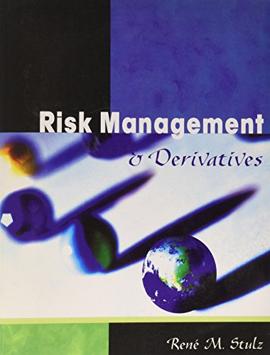 9780324347180: Risk Management and Derivatives