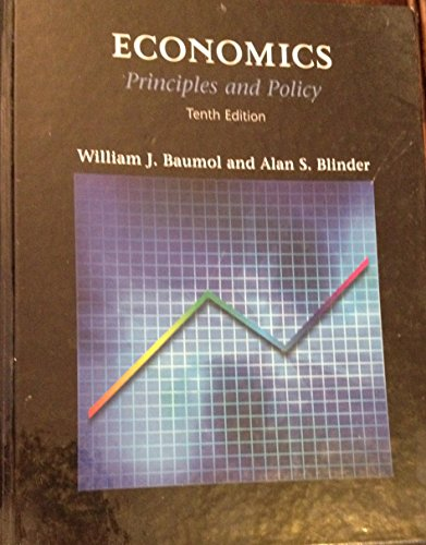 9780324348347: Economics: Principles and Policy
