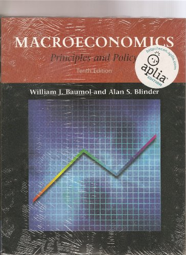 9780324358551: Macroeconomics: Principles and Policy