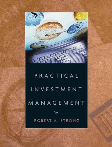 9780324359367: Practical Investment Management
