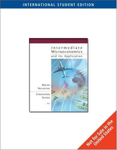 9780324360127: Intermediate Microeconomics: With Infotrac