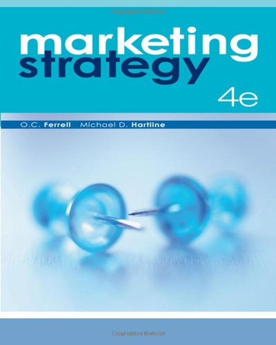 9780324362725: Marketing Strategy