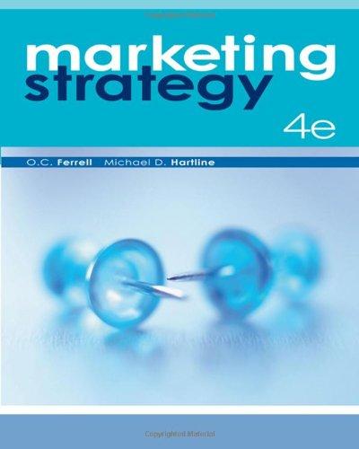 9780324362725: Marketing Strategy