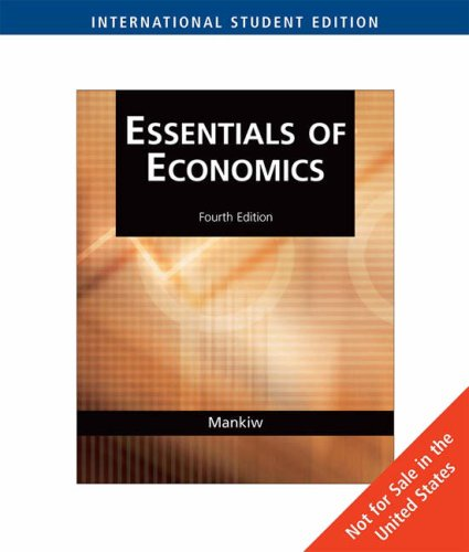 9780324376562: Essentials of Economics