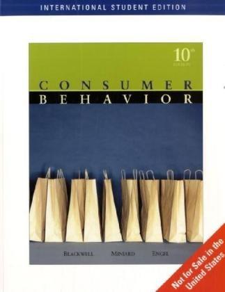9780324378320: Consumer Behaviour