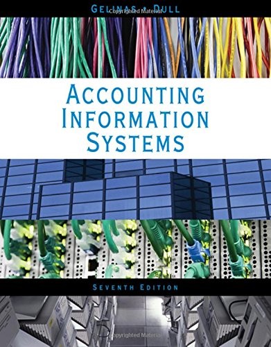 accounting information systems solutions Welcome to the companion website for accounting information systems, 13e for student resources, choose a chapter above hash calculator.